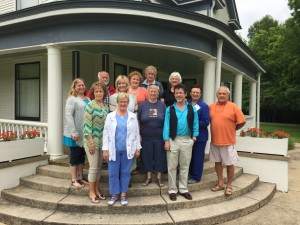 June 2015 Writers' Retreat
