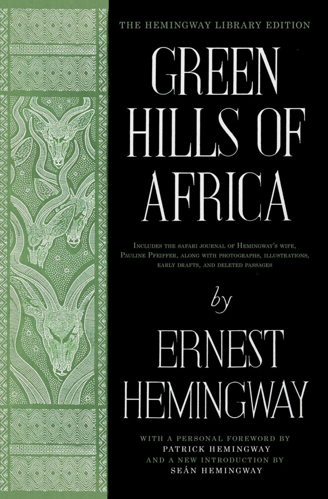 writings of ernest hemingway